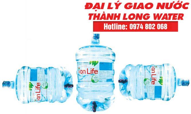 đại lý nước ion life gò vấp